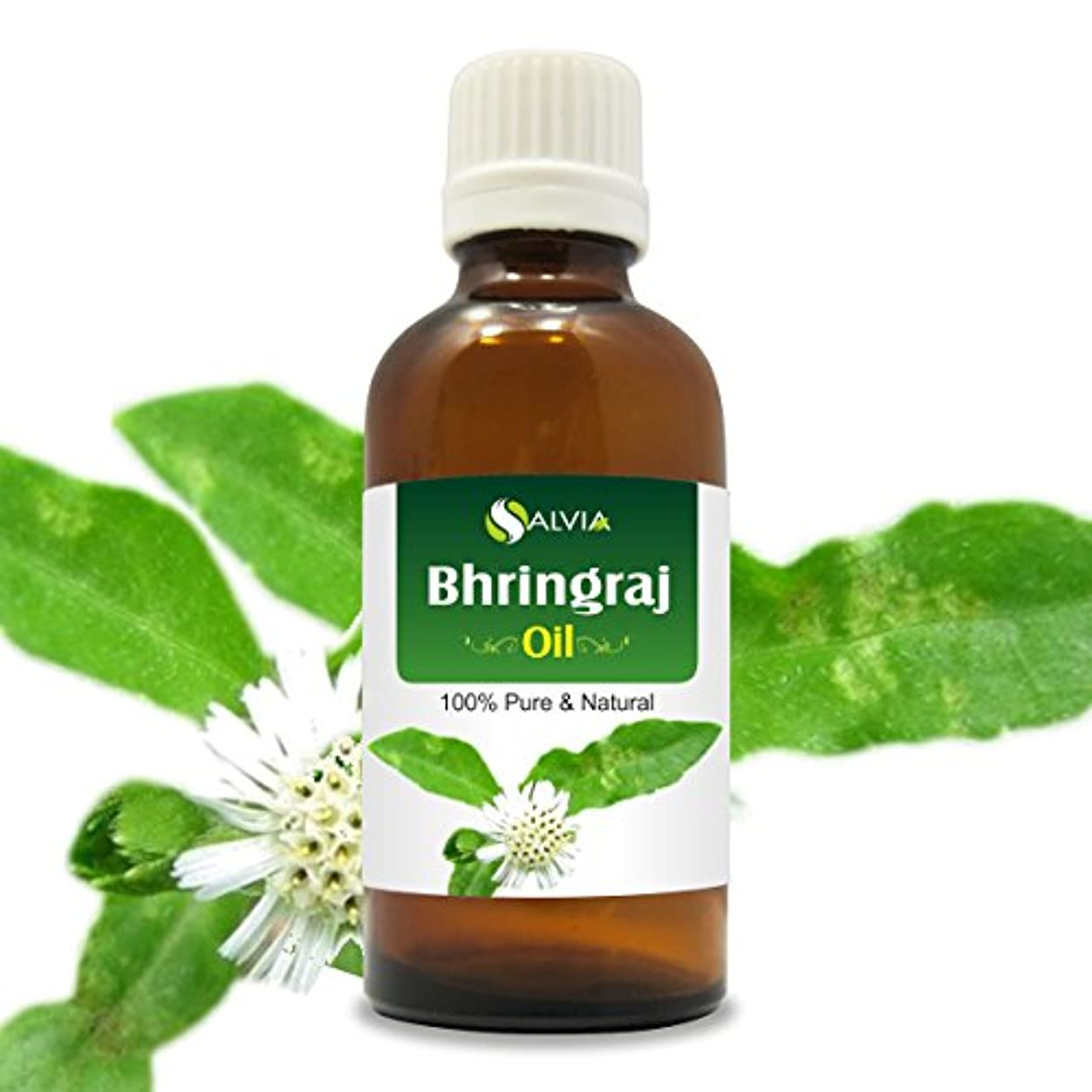 修羅場ソーダ水束ねるBHRINGRAJ OIL 100% NATURAL PURE UNDILUTED UNCUT OIL 100ML