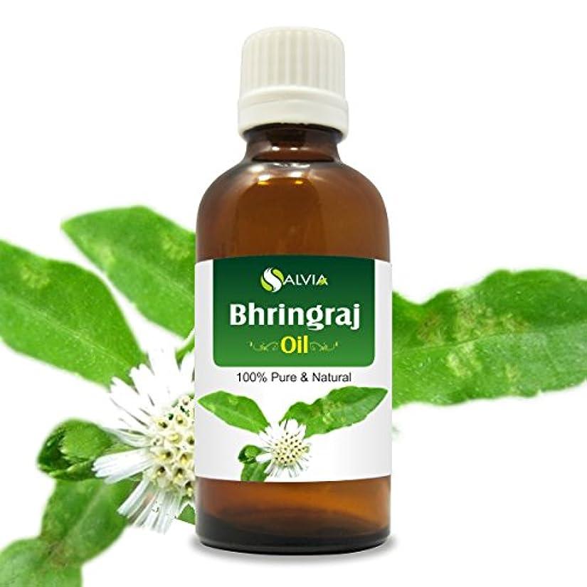 やりがいのある落ち込んでいる同情的BHRINGRAJ OIL 100% NATURAL PURE UNDILUTED UNCUT OIL 100ML