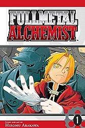 Fullmetal Alchemist Vol. 1 英語漫画 鋼の錬金術師