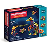 マグフォーマー 62ピース MAGFORMERS デザイナーセット マグネット おもちゃ ブロック