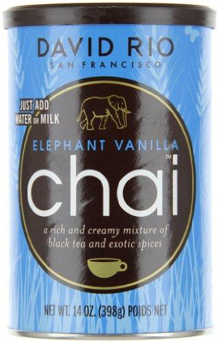 DavidRio(デビッドリオ)『ElephantVanillaChai(エレファントバニラチャイ)』