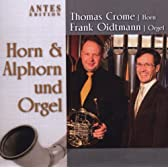 Horn Alphorn & Organ by Homilius