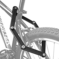 Trelock (トレロック)自転車ロック ブレードロック フォールディングロック 盗難防止