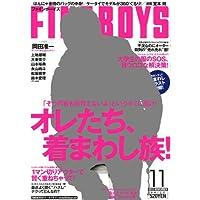 FINEBOYS (ファインボーイズ) 2010年 11月号 [雑誌]