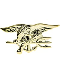US Navy Seal Insignia Unofficial 2.75インチ帽子ラペルピンhon15669gl