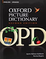 Oxford Picture Dictionary: English/ Spanish