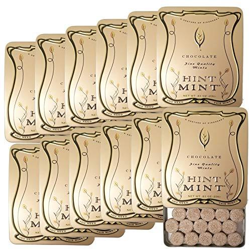 ヒントミント クラシックラベル チョコレートミント 23g×12個セット