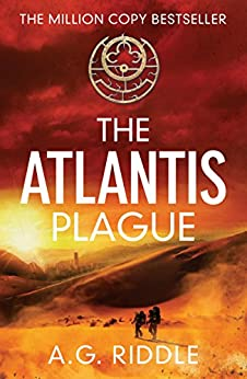 The Atlantis Plague (The Origin Mystery Book 2) by [Riddle, A.G.]