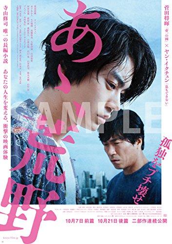 【Amazon.co.jp限定】「あゝ、荒野 (特装版)DVD-BOX」 (映画B2ポスター付)