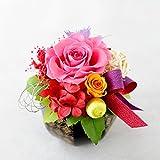 花由 プリザーブドフラワー パレット 和風 彩 AYA