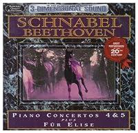 Beethoven: Piano Concertos Nos. 4 & 5; Fur Elise by Artur Schnabel (2004-06-04)