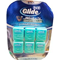 【Oral-B Glide デンタルフロス】40m×6個セット(合計240m) ミント PRO-HEALTH 糸ようじ【並行輸入品】 …