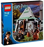 レゴ (LEGO) ハリー・ポッター ハグリットの小屋 4754