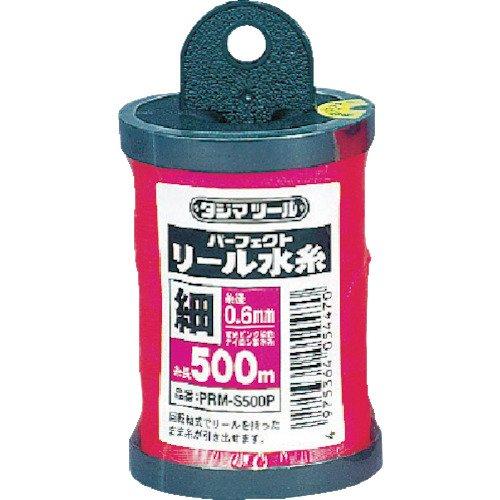 リール水糸 蛍光ピンク 細 PRM-S500P 1セット(12個) TJMデザイン