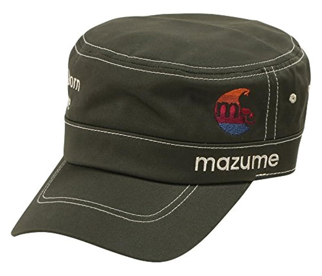 ハンディキャップブルジョンに応じてMAZUME(マズメ) ワークキャップ II MZCP--340