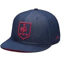 フランス語FootballフェデレーションfiコレクションスナップバックFlatbillサッカー帽子