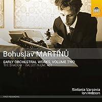 Martinu:Orchestral Works [Dorota Szczepaska; Artur Gadzaa; Agnieszka Kopacka; Sinfonia Varsovia, Ian Hobson] [Toccata Classics: TOCC0249] by Dorota Szczepaska