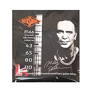 ROTOSOUND/ロトサウンド ROT-BS66 [43-110] Billy Sheehan set ベース弦