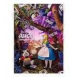 ダイゴー ディズニー sisa 3Dポストカード 不思議の国のアリス S3511 ¥ 540