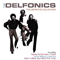 The Definitive Collection by DELFONICS (1999-12-28)