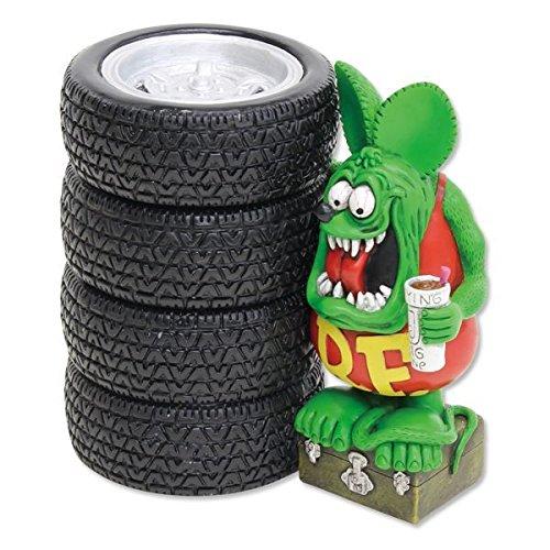 ラットフィンク タイヤ ペンスタンド Rat Fink Tire Pen Stand