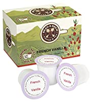 Bean and Brew Coffee & Tea French Vanilla, 11 Gram