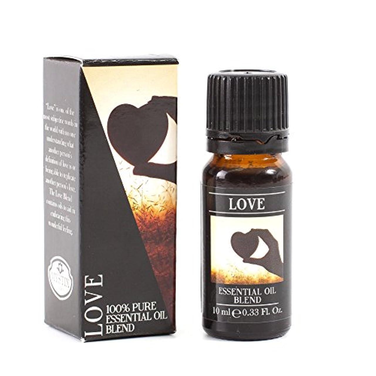 ジョージバーナード下手ハリウッドMystic Moments | Love Essential Oil Blend - 10ml - 100% Pure
