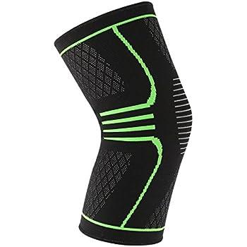 Amazon | Datechip膝ブレース 圧縮 膝サポートサイクリング用 軽量 ...