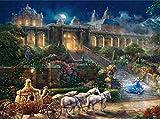 Ceaco Disney Dreams Collection - Cinderella - Clock Strikes Midnight Puzzle (750 Piece) by Ceaco