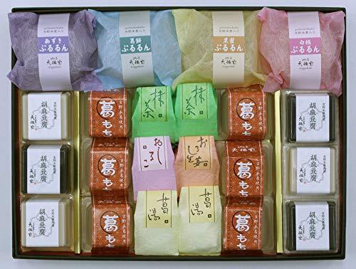 奈良県のお菓子
