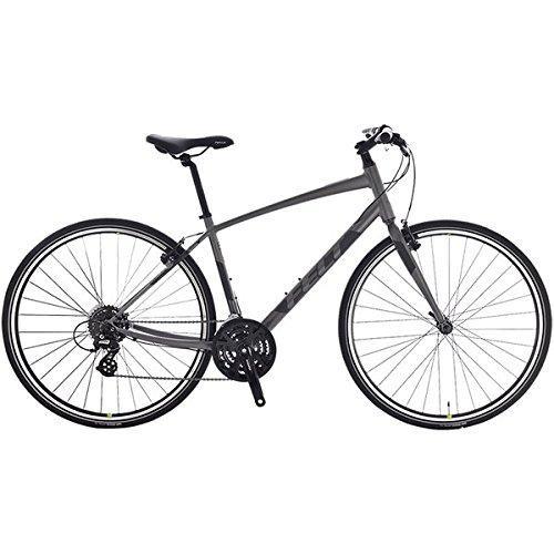 FELT(フェルト) クロスバイク ベルザスピード 50 マットチャコール 560mm