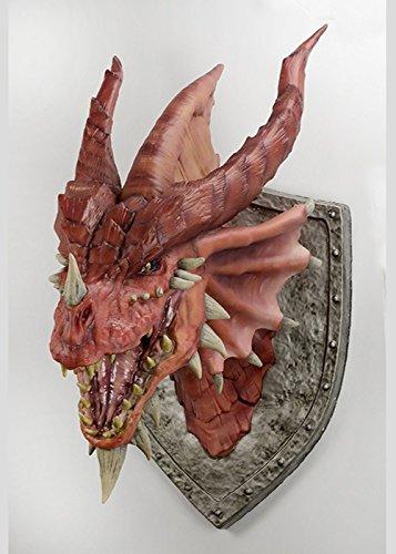 ダンジョンズ&ドラゴンズ レッドドラゴン トロフィー プラーク