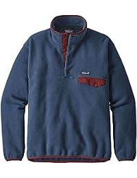 (パタゴニア) Patagonia メンズ トップス フリース Patagonia Lightweight Synchilla Snap-T Fleece Pullover [並行輸入品]