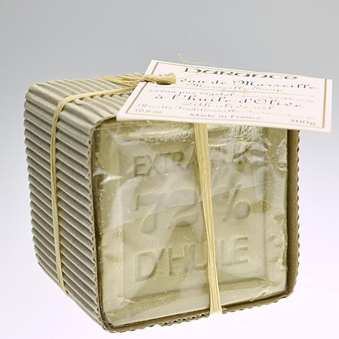 記念碑腸ボウルDURANCE(デュランス) マルセイユソープ 300g 「オリーブ」 4994228008435