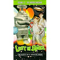 Lost in Space: Android Machine [VHS]