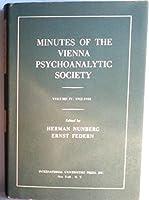 Minutes of the Vienna Psychoanalytic Society, 1912-1918