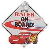 Disney Little Racer On Board Sign, Cars II by Disney