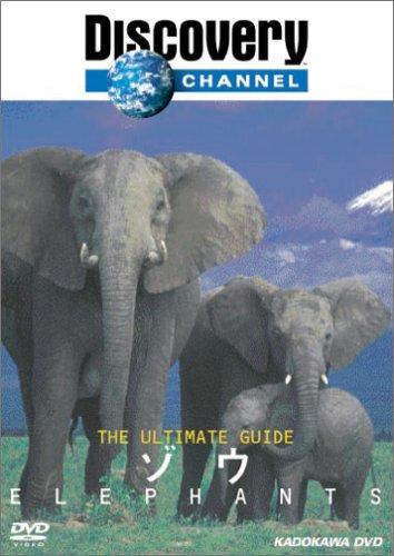 ディスカバリーチャンネル The Ultimate Guide ゾウ [DVD]