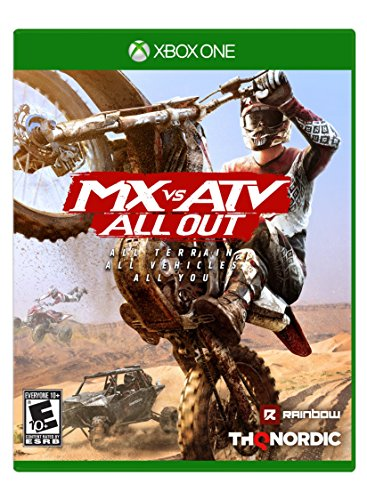 MX vs ATV All Out (輸入版:北米) - XboxOne