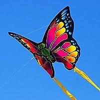 X-Kite Mini Nylon Kite w String; BUTTERFLY: 22 Inch Wingspan by X-Kites [並行輸入品]
