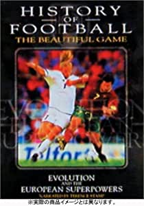ヒストリー・オブ・フットボール Vol.2 [DVD]