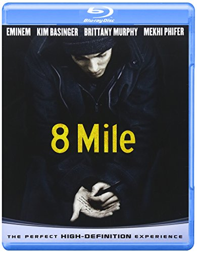 8 Mile [Blu-ray]の詳細を見る