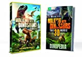 Walking With Dinosaurs (Includes 96-page Dinopedia from BBC Earth) (Exclusive to Amazon.co.uk) [DVD] by Pierre de Lespinois