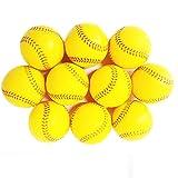 (モデルノ ラ テール) Moderno La Terre 野球 練習 ウレタン ボール 7cm 10個 20個 30個 セット SN-WBB (1.黄色 10個セット)