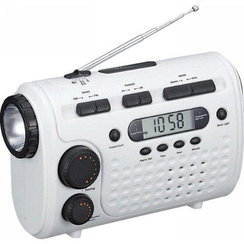 緊急ヘルパー119 AM/FMラジオ ライト サイレン ブリンカー時計付き No.6101