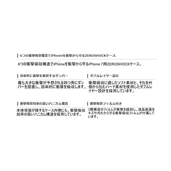 エレコム iPhone7ケース [iPhone...の紹介画像9