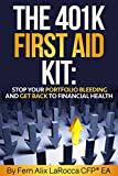 Best 401kの洋書 - The 401K First Aid Kit: Stop Your Portfolio Review