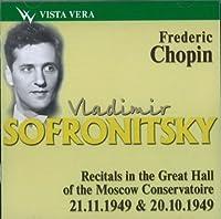 Vladimir Sofronitsky plays Chopin (2CD)