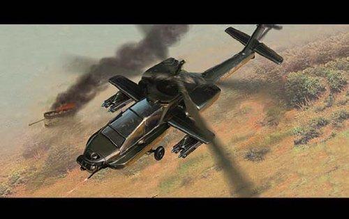 1/100 バトルローター No.03 AH-64 アパッチ