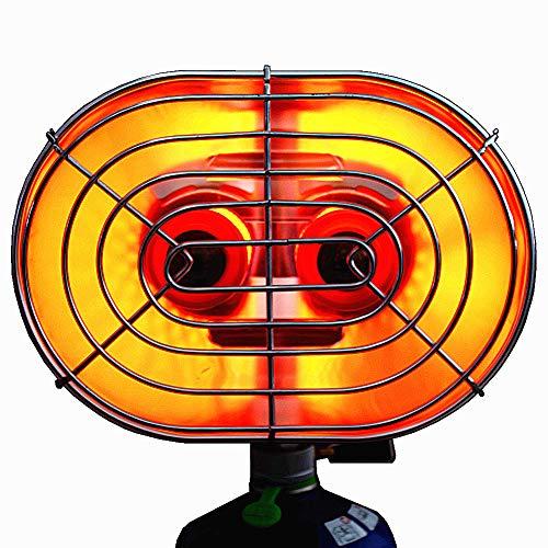 BRS-H22フクロウ冬ダブル加熱炉ダブルバーナー加熱炉赤外線ヒーター屋外キャンプヒーター